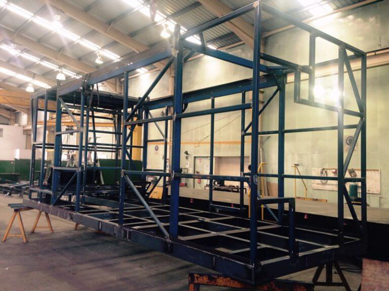 New 250mm Cutter Suction Dredge Under Construction