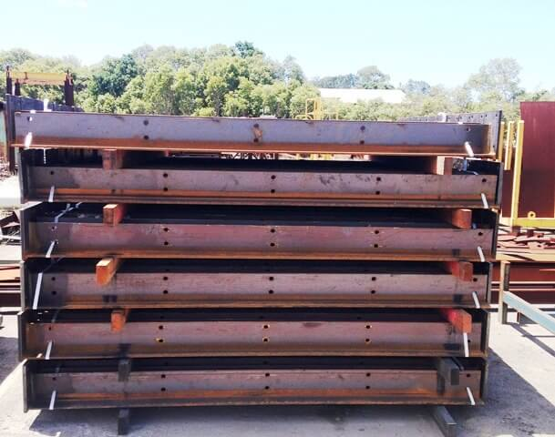 Steel Work for SEQ Rail Stabling Project