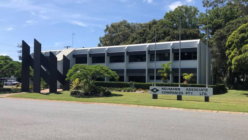 Neumann Group - Head Office in Currumbin, on the Gold Coast