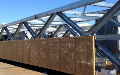 Project Profile - V1 Veloway Bridge Gantry