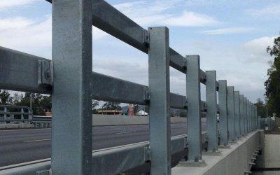 Worongary to Robina M1 Upgrade - Steel Fabrication Works